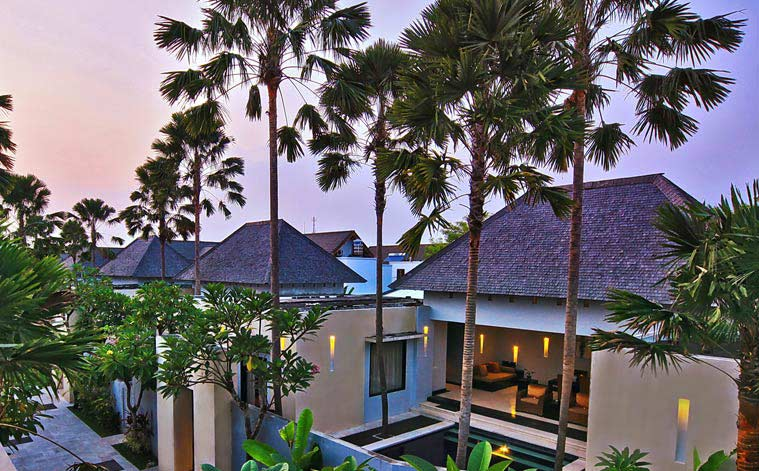 Tranquil and luxurious hideaway in the most hip area of Seminyak