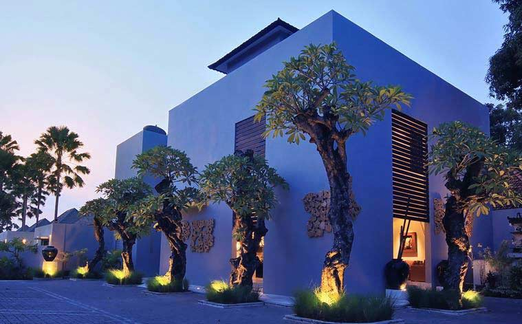 A peacfull seclusion in the central of Seminyak as a perfect getaway